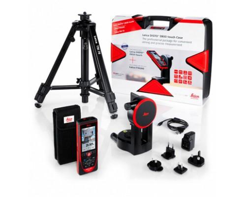 Комплект Leica DISTO™ D810 touch со штативом и адаптером
