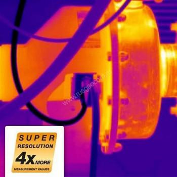 Технология Testo SuperResolution