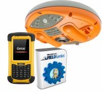 Комплект ровера Altus APS-NR2 GSM RTK, PS336, FieldGenius