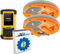 Комплект из двух Altus APS-NR2 GSM RTK, PS336, FieldGenius