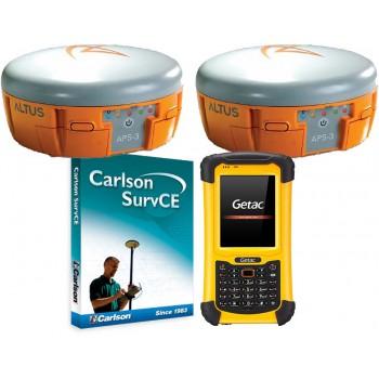 Комплект универсальный Altus APS-3 Radio/GSM RTK