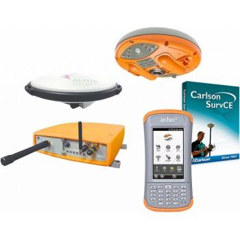 Комплект  Стационарная базовая станция Altus APS-U + Ровер APS-NR2 GSM RTK
