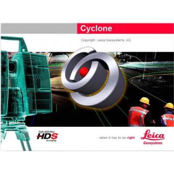 ПО Leica Cyclone