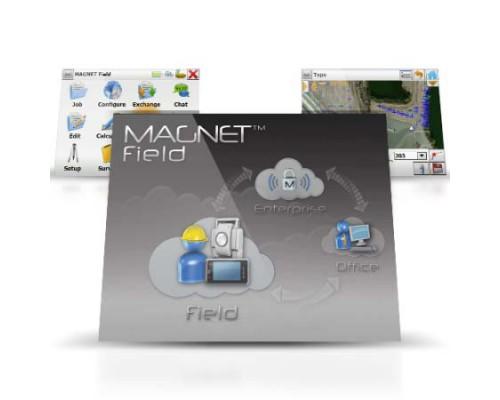 Topcon Magnet Field