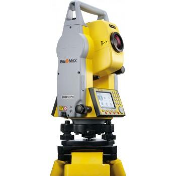 """Электронный тахеометр Тахеометр GeoMax Zoom20 Pro, 5"""", a2 250м"""
