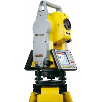 """Электронный тахеометр GeoMax Zoom30 Pro, 3"""", a4 400м"""