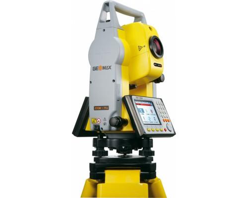 """Электронный тахеометр GeoMax Zoom30 Pro, 2"""", a4 400м"""