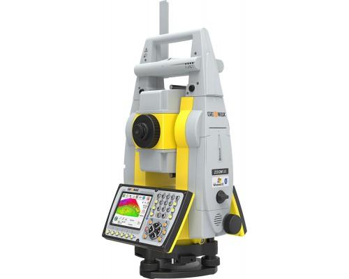 """Электронный тахеометр GeoMax Zoom90S, 1"""", A10"""
