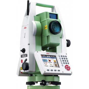 "Тахеометр Leica TS09plus R500 (2"")"
