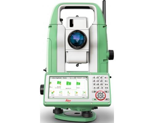 """Тахеометр Leica TS10 R1000 (3""""; EGL)"""