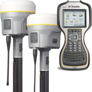 Trimble R10 Radio + R10 Radio + TSC3