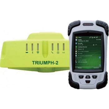 Javad Triumph-2 с контроллером South MasterPro Mobile S10