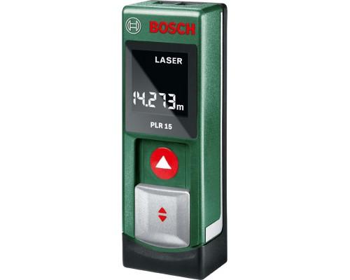 Лазерный дальномер Bosch PLR 15 (tinbox)