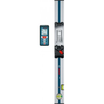 Лазерная линейка дальномер Bosch GLM 80 + R60 Professional