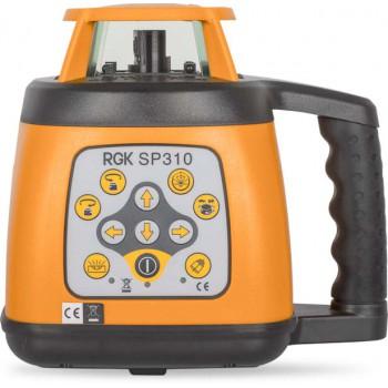 Ротационный лазерный нивелир RGK SP-310