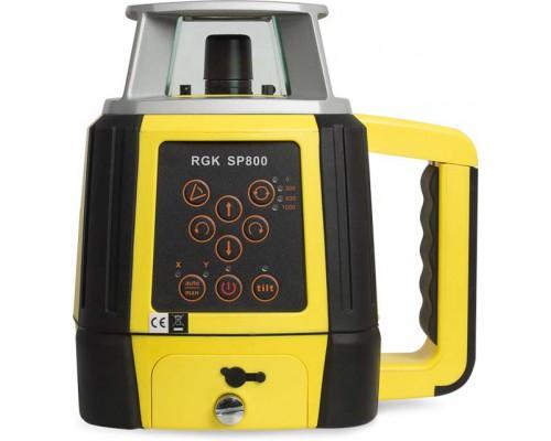 Ротационный лазерный нивелир RGK SP-800