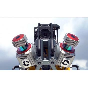 Мобильный лазерный сканер Сканирующая система Trimble MX9, Dual Head, AP60, Spherical+3x5MP