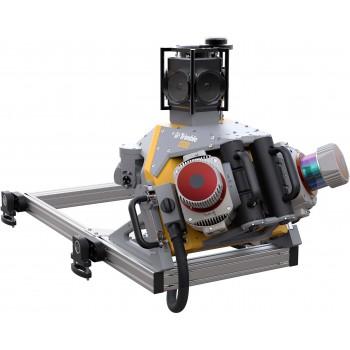 Мобильный лазерный сканер Сканирующая система Trimble MX9, Dual Head, AP40, Spherical+3x5MP