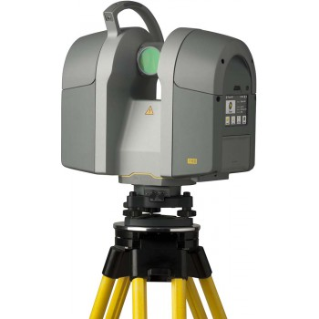 Лазерный сканер Trimble TX8