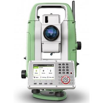 """Тахеометр Leica TS07 RUS R1000 (5""""; EGL)"""
